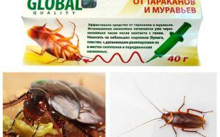 Kakkerlakremedie wereldwijd (wereldwijd)