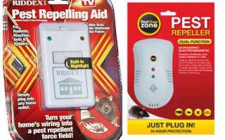 Beschrijving en reviews over Pest Repeller tegen kakkerlakken