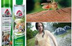 Bescherming van het territorium tegen muggen Raptor