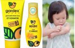 Babyspray van muggen tot en met het jaar