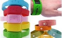 Mosquito-armbanden voor kinderen en volwassenen