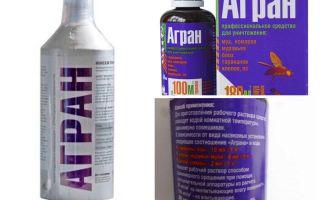 Agran-remedie voor bedwantsen