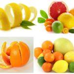 Citrus schil