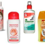 Vlooien shampoos