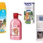 Kattenvlo shampoos