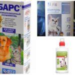 Vlooienshampoos voor katten en honden