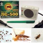 Tyfoon tegen kakkerlakken
