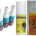 Motten spray