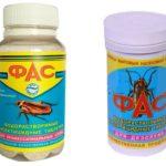 Tabletten Fas van kakkerlakken