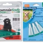 Vlooiendruppels voor honden-1