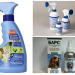 Vlooiennevels bij honden