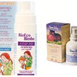 Bio Stop-Pid voor hoofdhuidshampoo voor kinderen