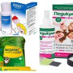 Geneesmiddelen voor luizen