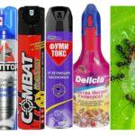 Ant-sprays