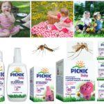 Picnic Baby-serie voor kinderen