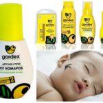 Middelen voor muggen voor kinderen