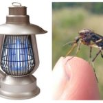Electrolamp tegen muggen Terminator
