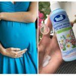 Crème tegen muggen voor zwangere vrouwen