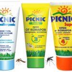 Insectenbeschermingscrème