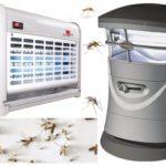 SWI-20 elektrische shredder en Stinger Indoor Insect Val-val