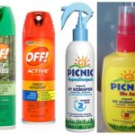Populaire insectensprays