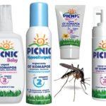 Serie Picnic Baby tegen muggen