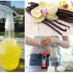 Gebruik vanille van muggen
