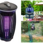 Soorten elektrische insectenwerend middel