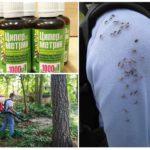 Cypermethrin in de strijd tegen vliegende insecten