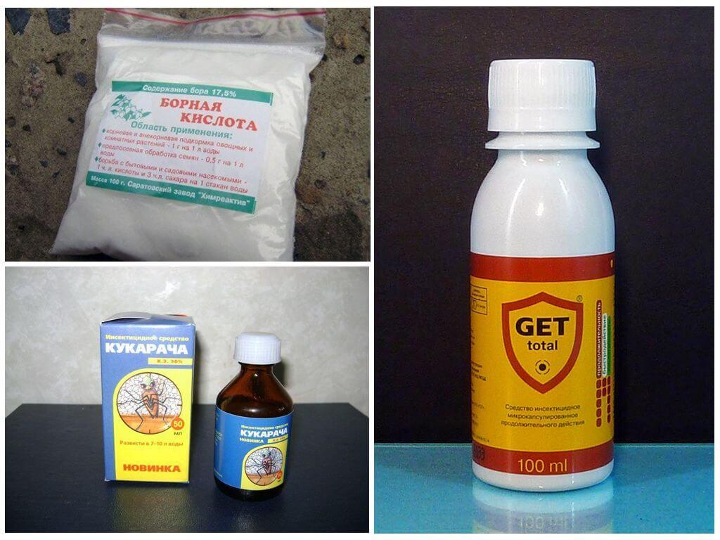 Chemische preparaten voor de bestrijding van bijen