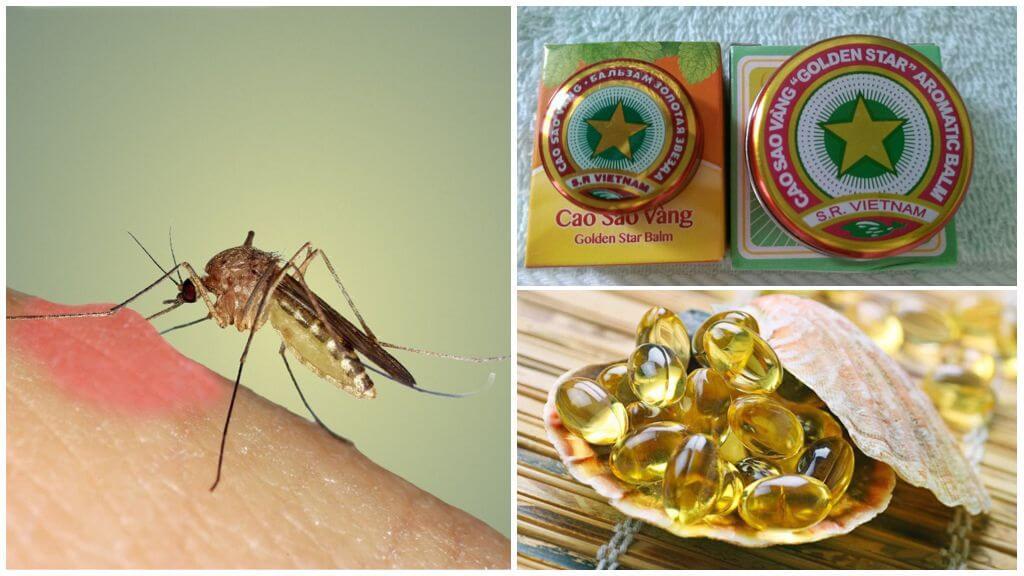 Methoden voor het omgaan met muggen