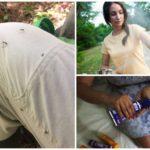 Muggenspray voor buitenshuis