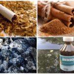 Folkmedicijnen voor het gevecht met koolvlieg