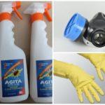 Beveiligingsmaatregelen bij het werken met Agita