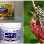 Drugs agita van vliegen