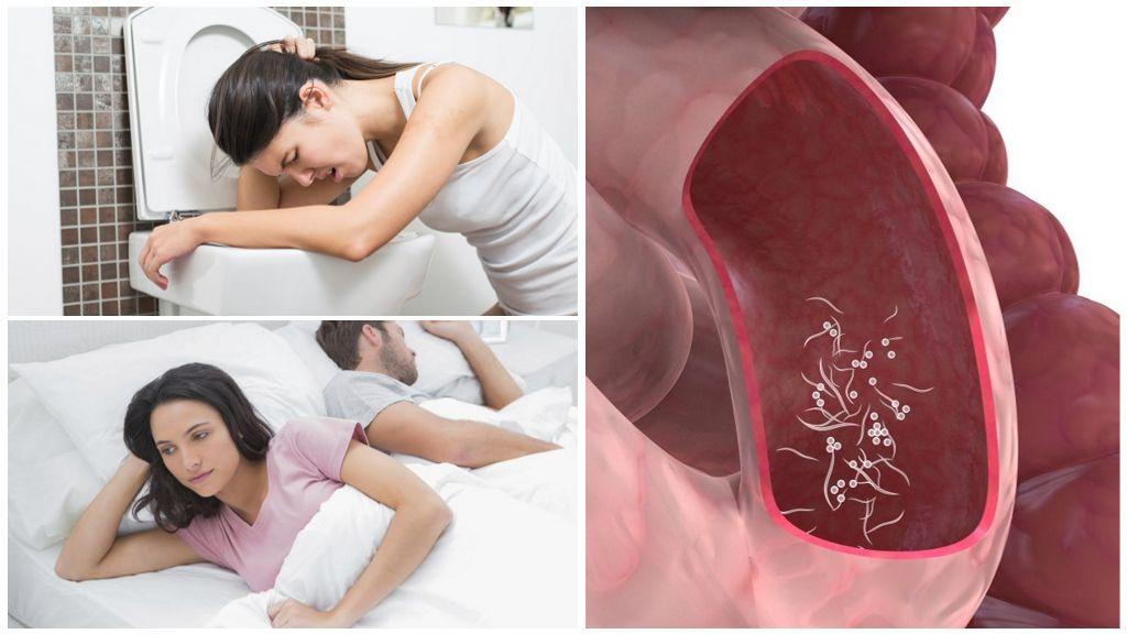 Effecten van Inerobiosis