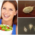 Dieet bij de behandeling van Giardia