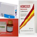 Preparaten voor de behandeling van menselijke zweepwormen