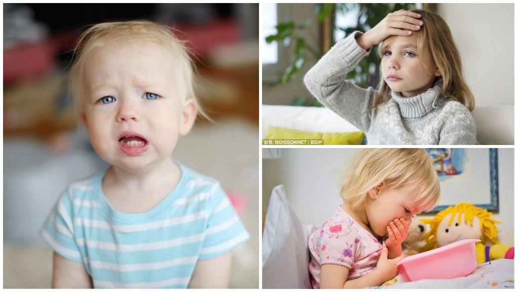 Symptomen van Giardia-infectie